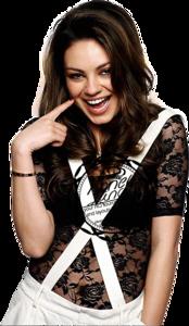 Mila Kunis PNG Transparent PNG Clip art
