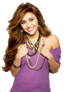 Miley Cyrus PNG Pic PNG Clip art