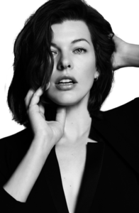 Milla Jovovich PNG Pic PNG Clip art