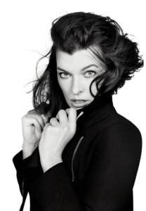 Milla Jovovich PNG Transparent Image PNG images
