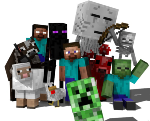 Minecraft PNG File PNG Clip art