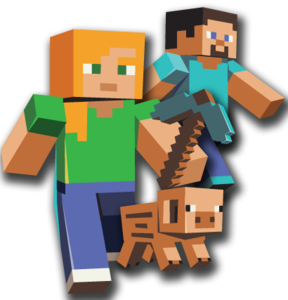 Minecraft Transparent Background PNG Clip art