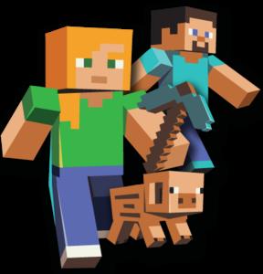 Minecraft Transparent Background PNG Clip art