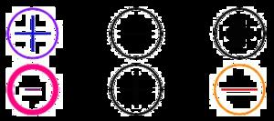 Minus-Plus Transparent Background PNG Clip art