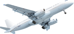 Modern Plane PNG Free Download PNG clipart