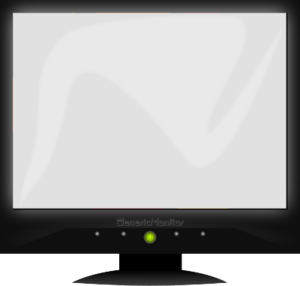 Monitor PNG Pic PNG Clip art