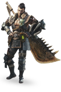 Monster Hunter World Transparent Background PNG Clip art