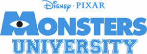 Monsters University PNG File PNG clipart