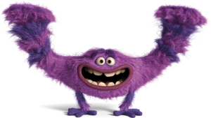 Monsters University PNG Free Download PNG Clip art