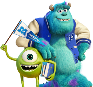 Monsters University PNG Photo PNG Clip art