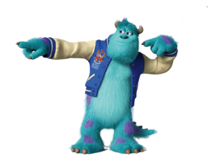 Monsters University PNG Pic PNG Clip art