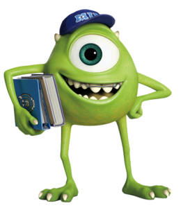 Monsters University PNG Picture PNG Clip art