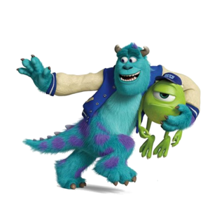 Monsters University PNG Transparent PNG Clip art