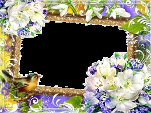 Mood Frame PNG Pic PNG Clip art