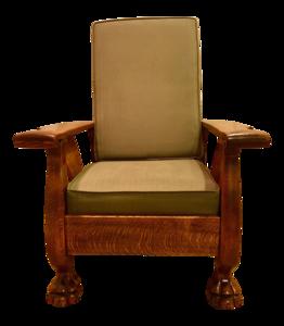 Morris Chair PNG Image PNG Clip art