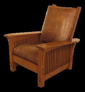 Morris Chair Transparent Background PNG Clip art