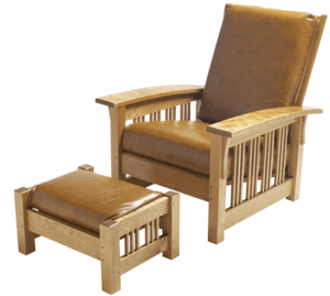 Morris Chair Transparent PNG PNG Clip art