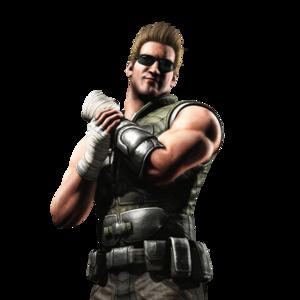 Mortal Kombat Johnny Cage PNG Clipart PNG Clip art