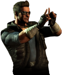 Mortal Kombat Johnny Cage PNG File PNG Clip art