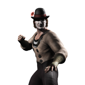 Mortal Kombat Johnny Cage PNG Pic PNG icon