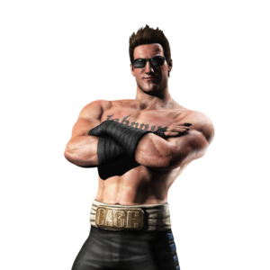 Mortal Kombat Johnny Cage Transparent Background PNG Clip art