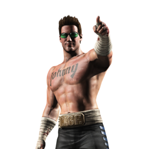 Mortal Kombat Johnny Cage Transparent PNG PNG Clip art