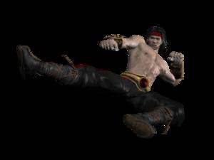Mortal Kombat Liu Kang PNG Image PNG Clip art