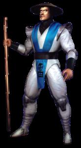 Mortal Kombat Raiden PNG File PNG Clip art