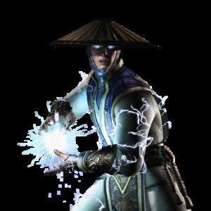 Mortal Kombat Raiden PNG Image PNG Clip art