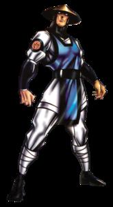 Mortal Kombat Raiden Transparent Background PNG Clip art