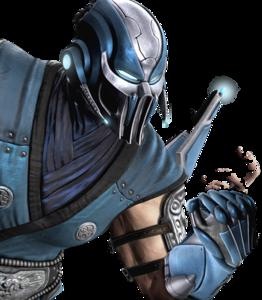 Mortal Kombat Sub Zero PNG File PNG Clip art