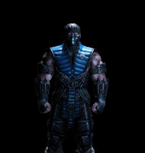 Mortal Kombat Sub Zero PNG HD PNG Clip art