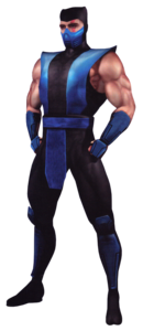 Mortal Kombat Sub Zero PNG Image PNG images