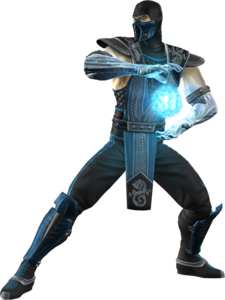 Mortal Kombat Sub Zero PNG Photo PNG Clip art