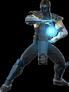 Mortal Kombat Sub Zero PNG Photo PNG Clip art