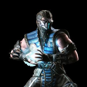 Mortal Kombat Sub Zero PNG Pic PNG Clip art