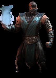 Mortal Kombat Sub Zero PNG Picture PNG Clip art