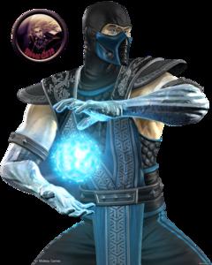 Mortal Kombat Sub Zero PNG Transparent Image PNG Clip art