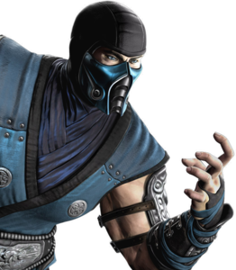 Mortal Kombat Sub Zero PNG Transparent Picture PNG Clip art