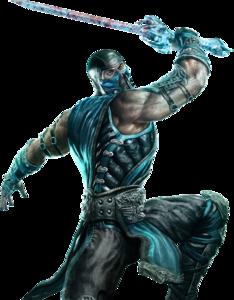 Mortal Kombat Sub Zero PNG Transparent PNG Clip art