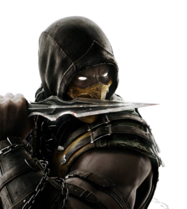 Mortal Kombat X PNG File PNG Clip art