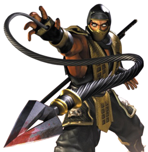 Mortal Kombat X PNG Photo PNG image