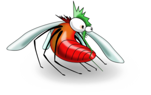 Mosquito PNG Pic PNG Clip art