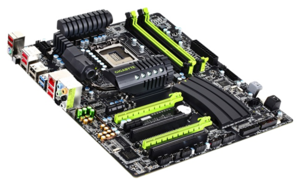 Motherboard PNG Pic PNG Clip art