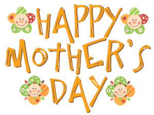 Mothers Day PNG File PNG Clip art