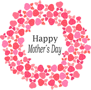 Mothers Day Transparent Background Clip art