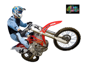 Motocross Transparent Background PNG Clip art