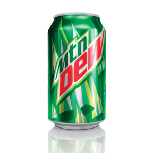 Mountain Dew Transparent Background PNG Clip art