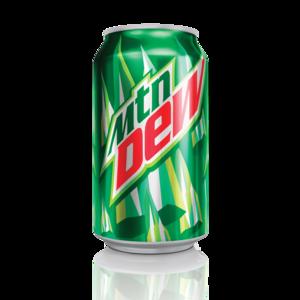 Mountain Dew Transparent Background PNG Clip art