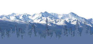 Mountains PNG Pic PNG Clip art